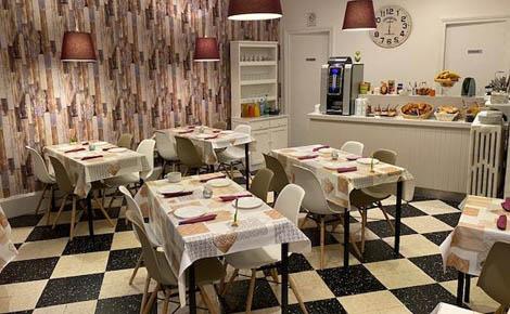 Frühstückshotel in Toul
